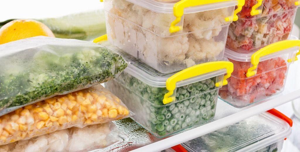 Правильная упаковка для хранения замороженных продуктов